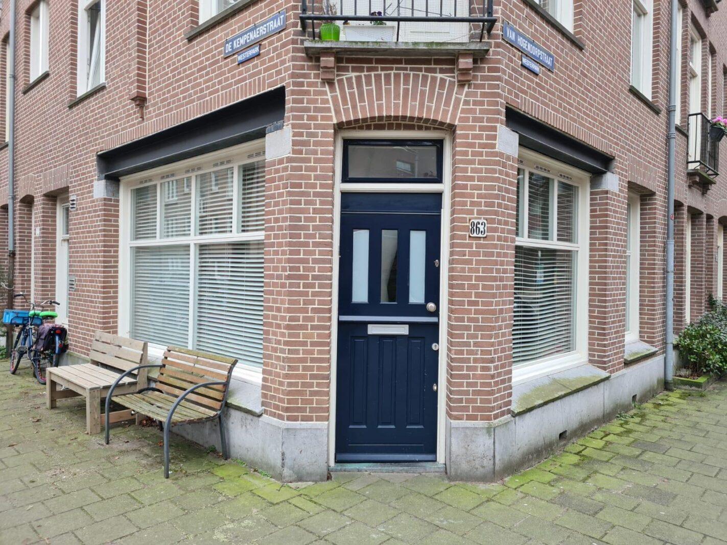 Van Hogendorpstraat 863