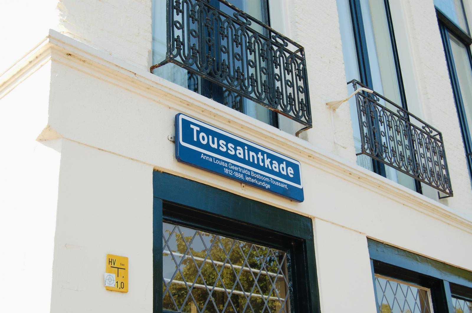 Toussaintkade 4